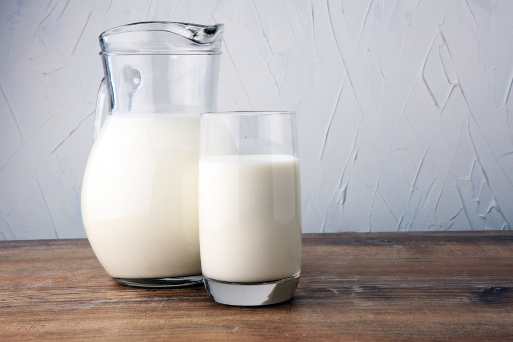 new amazing ways to lose weight - milk