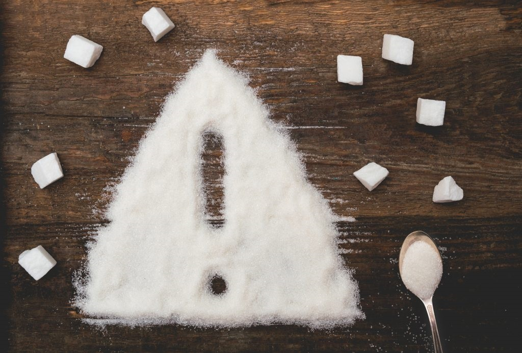 avoid refine sugar - how to gain weight